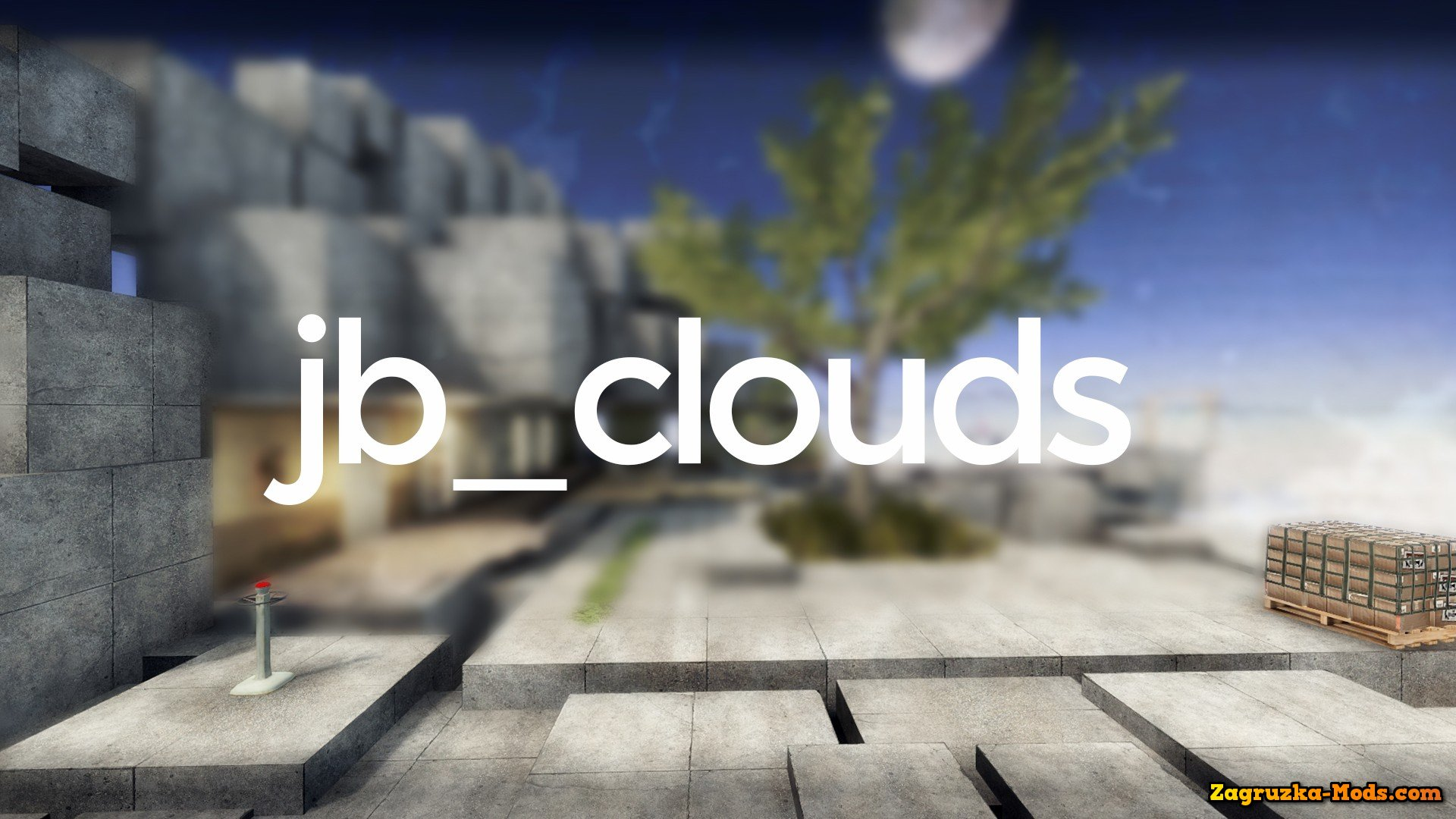jb_clouds_final2 Map for CS:GO