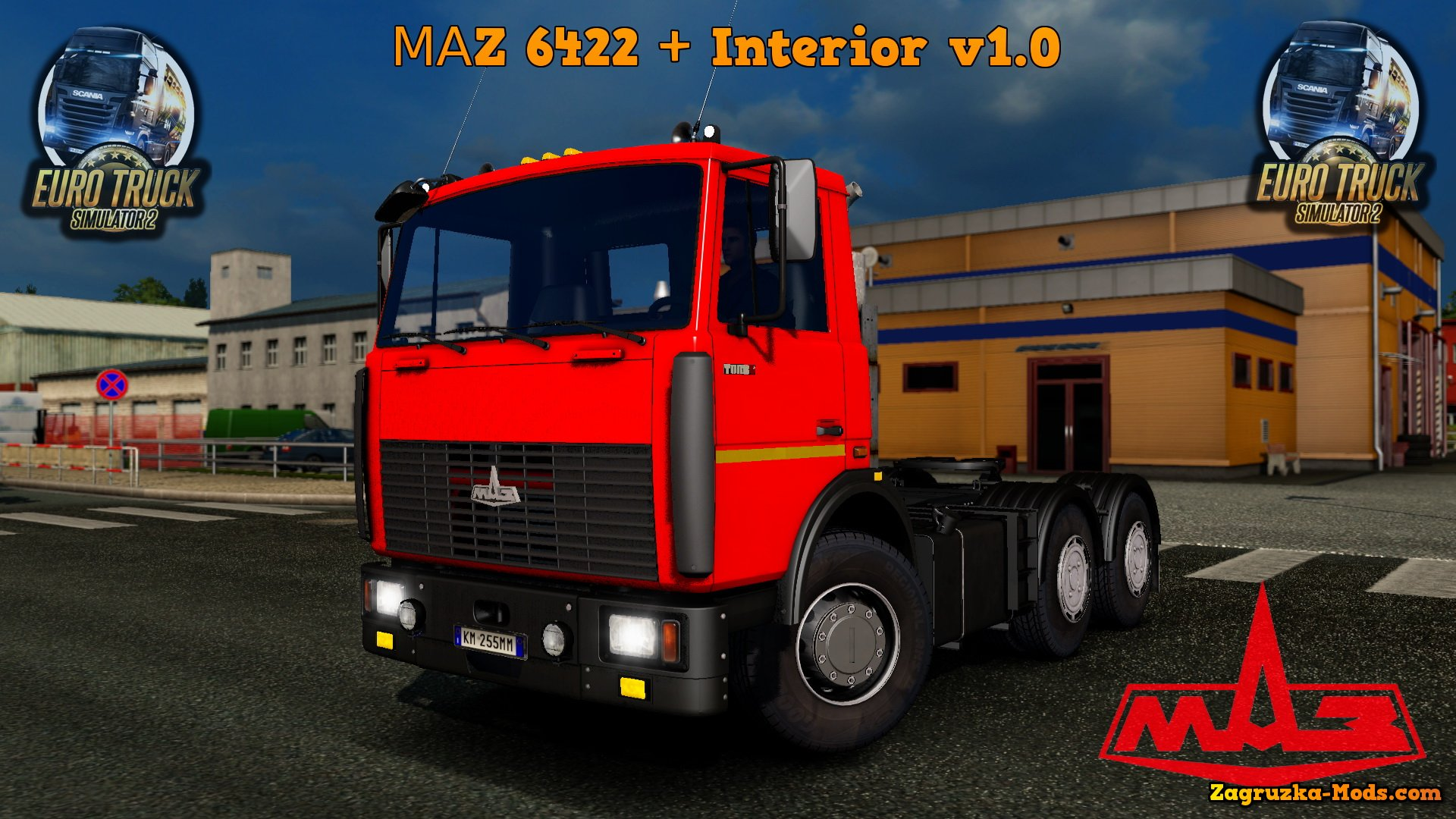 Truck MAZ 6422 (Fixed) [1.26.x]