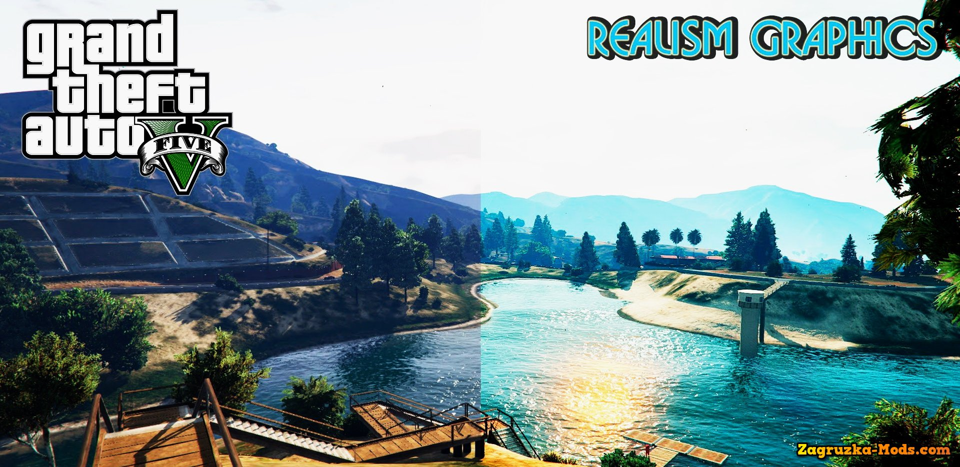 Realism Graphics v1.0 by HailTrapLord  for GTA 5