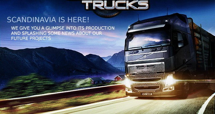 World of Trucks Newsletter #1 from SCS Software