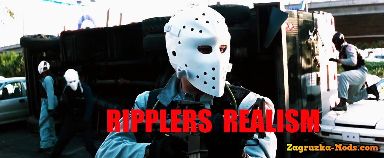 Ripplers Realism v2.6C for GTA 5