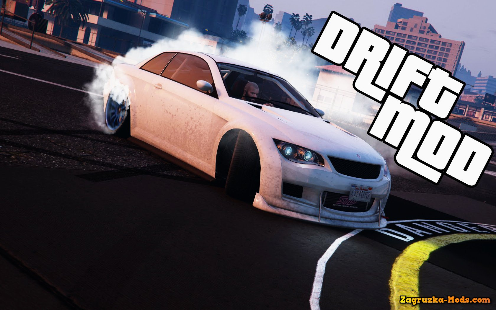 Drift Mod v3.8 for GTA 5