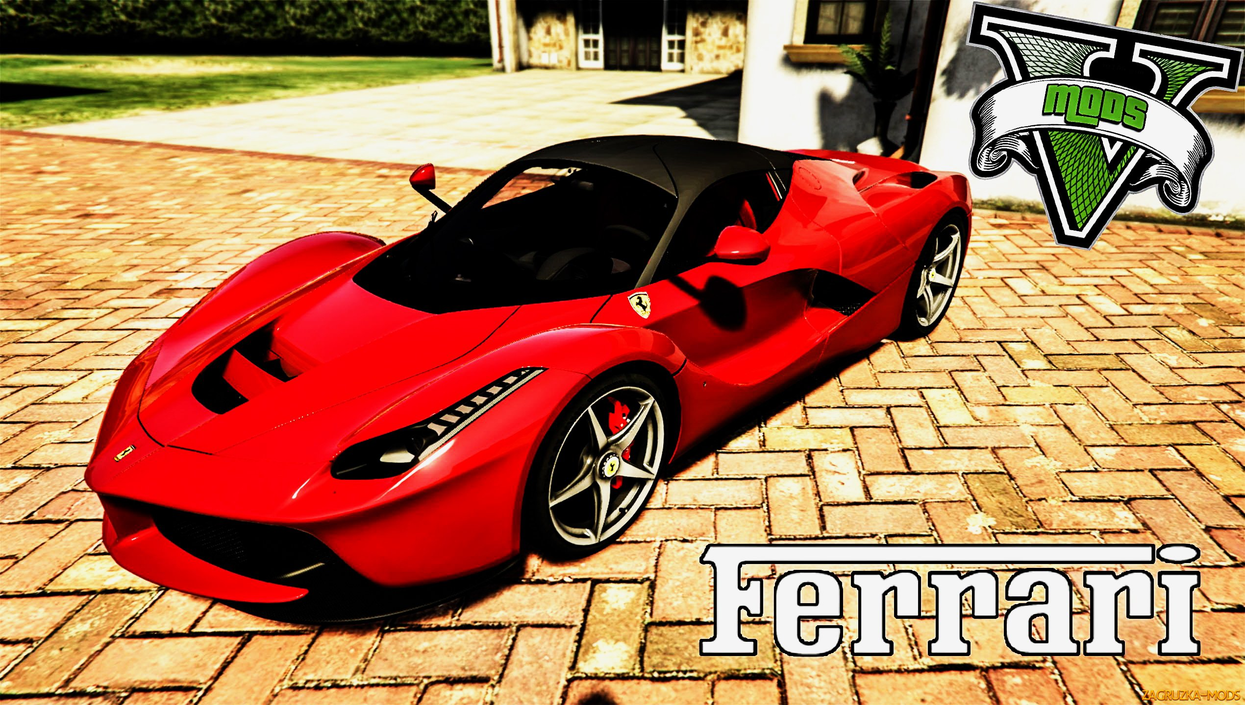 Ferrari LaFerrari 2013 v0.5 for GTA 5