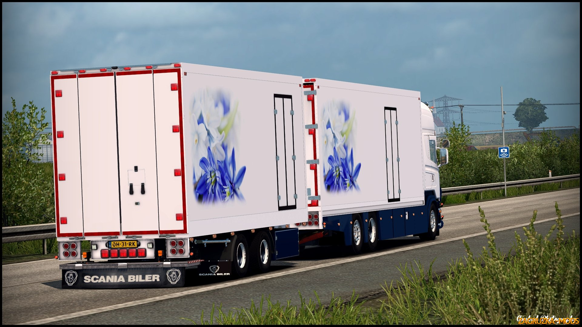 Sweet FX (Graphic Mod) (1 20 x) by Axelrol for ETS 2 » Download
