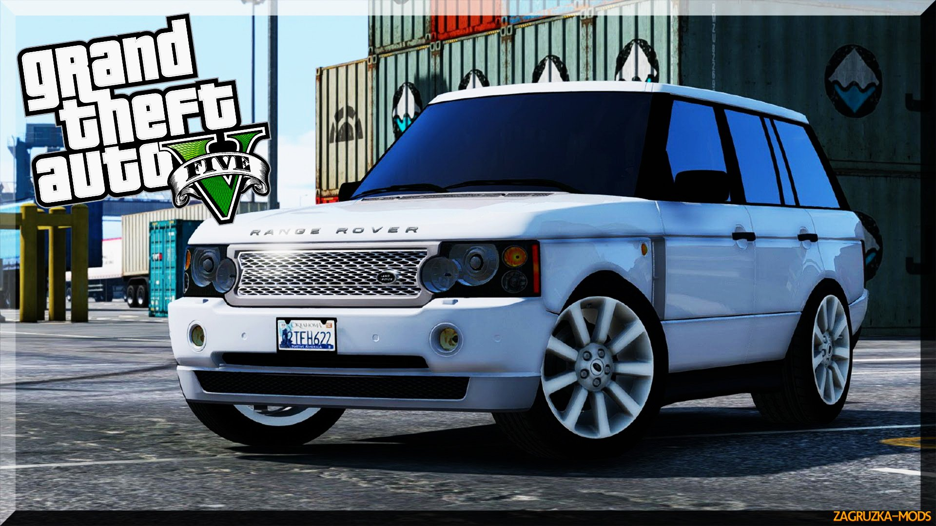 Range Rover Supercharged v1.0 for GTA 5