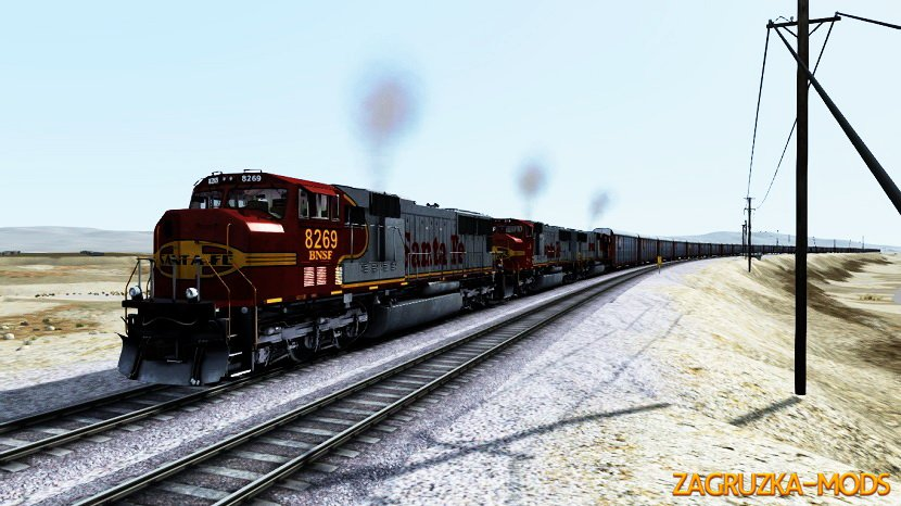 EMD SD75M & SD75I Physics Mod Pack v1.0 for TS 2016