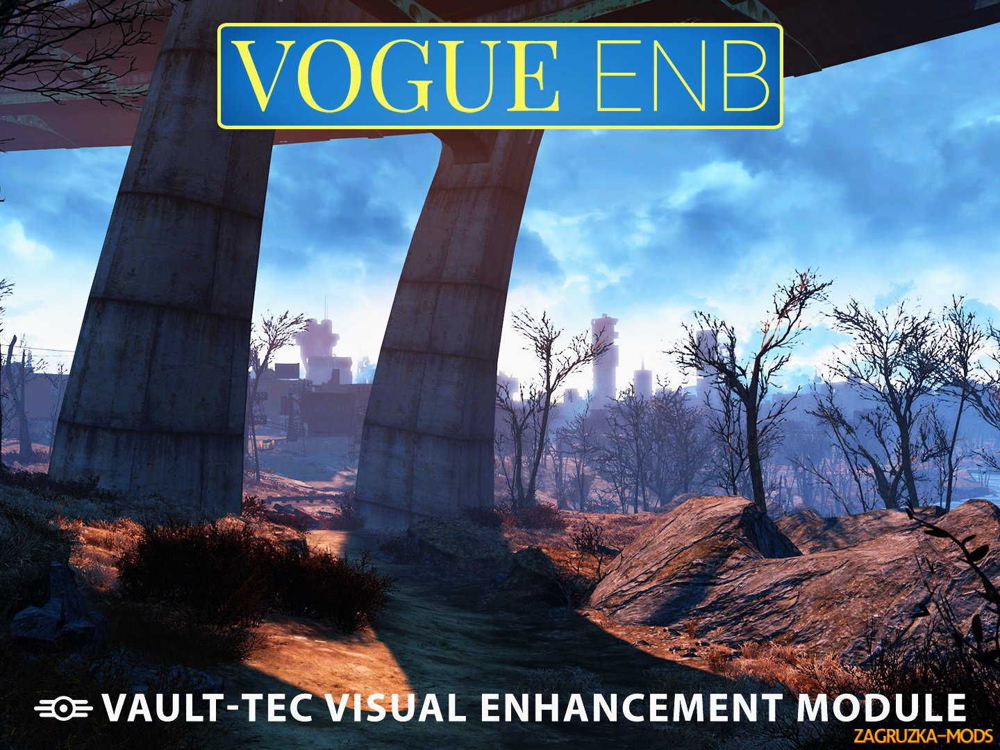 VOGUE ENB - Realism v1.0 for Fallout 4