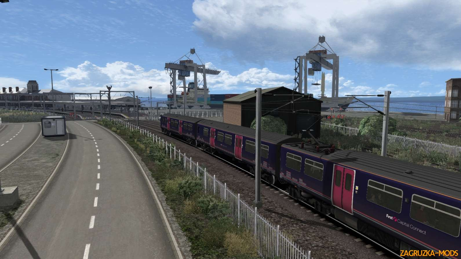 The Mayflower Line GEML Manningtree for TS 2015 / TS 2016