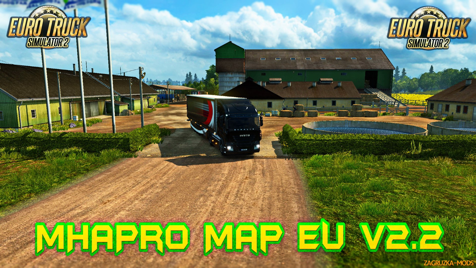 MHAPro EU v2.2.1 (1.22.x) by MsHeavyAlex for ETS 2