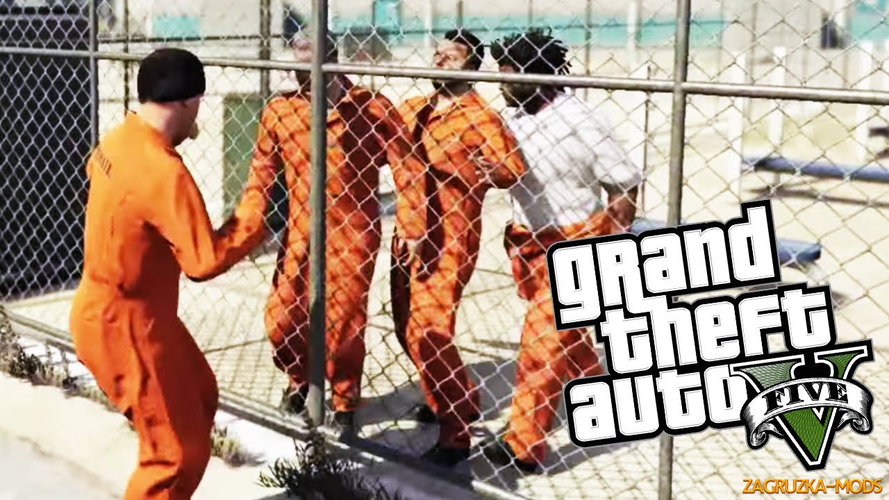 Enhanced Prison v1.3 for GTA 5