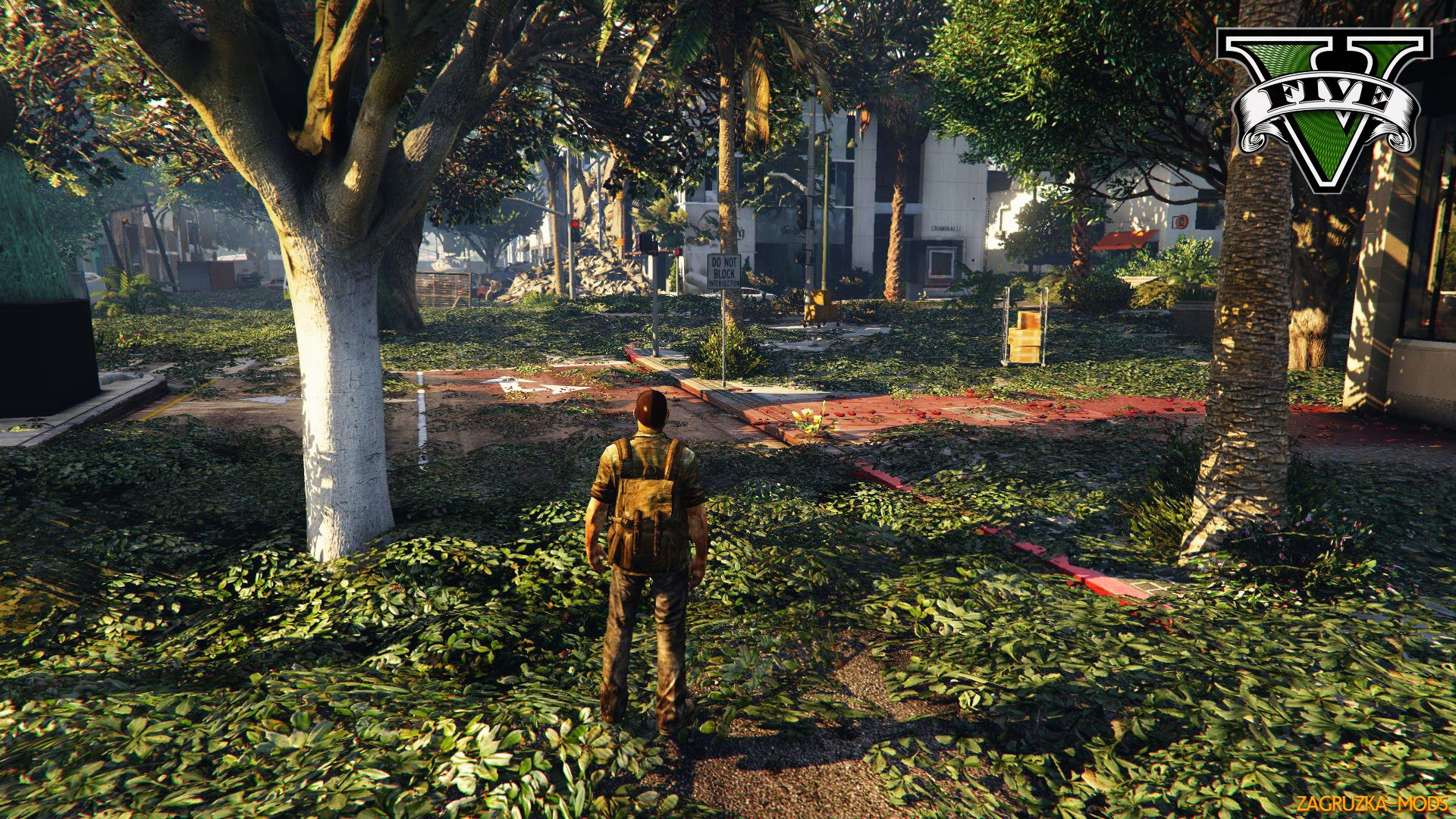 The Last of Us Map (After Us) v1.2 for GTA 5