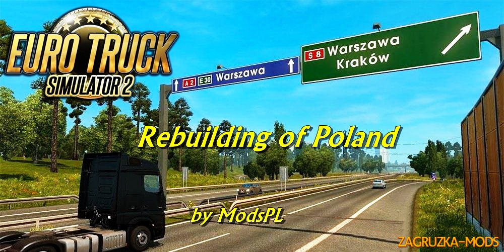 Rebuilding of Poland v2.0 for ETS 2
