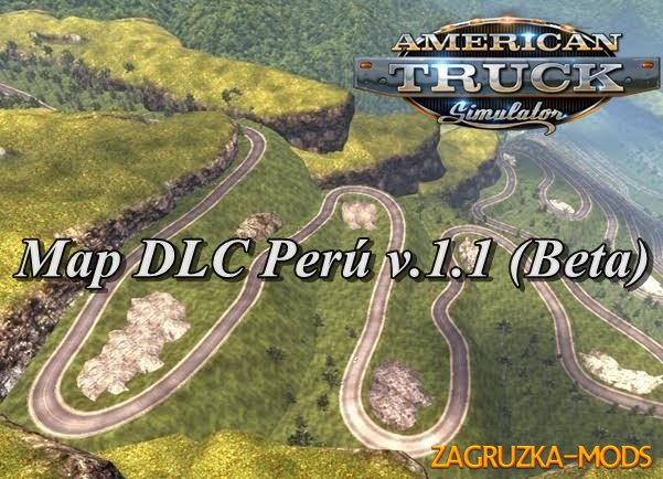 Map DLC Perú v.1.1 (Beta)