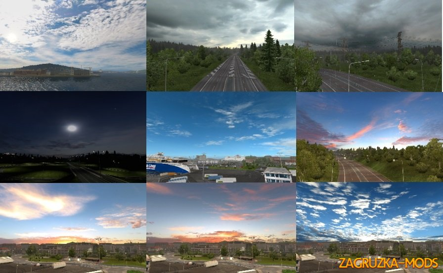 Piva Weather mod v 2.0 [1.22.x-1.23b]
