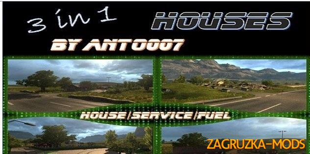 3 in 1 Houses by anto007 v 0.4
