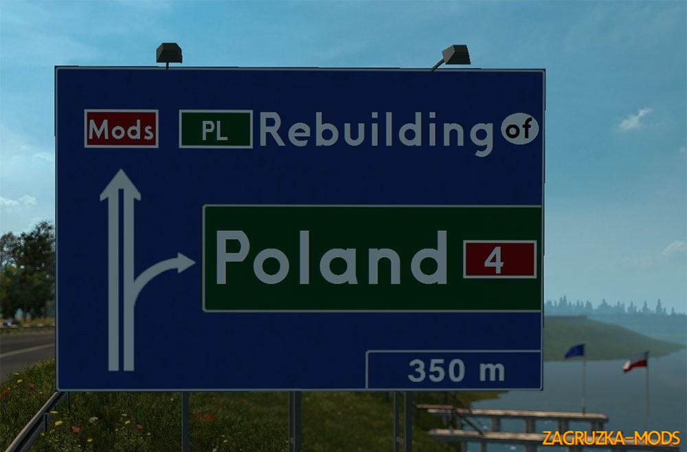 Rebuilding of Poland  v4 for ETS 2