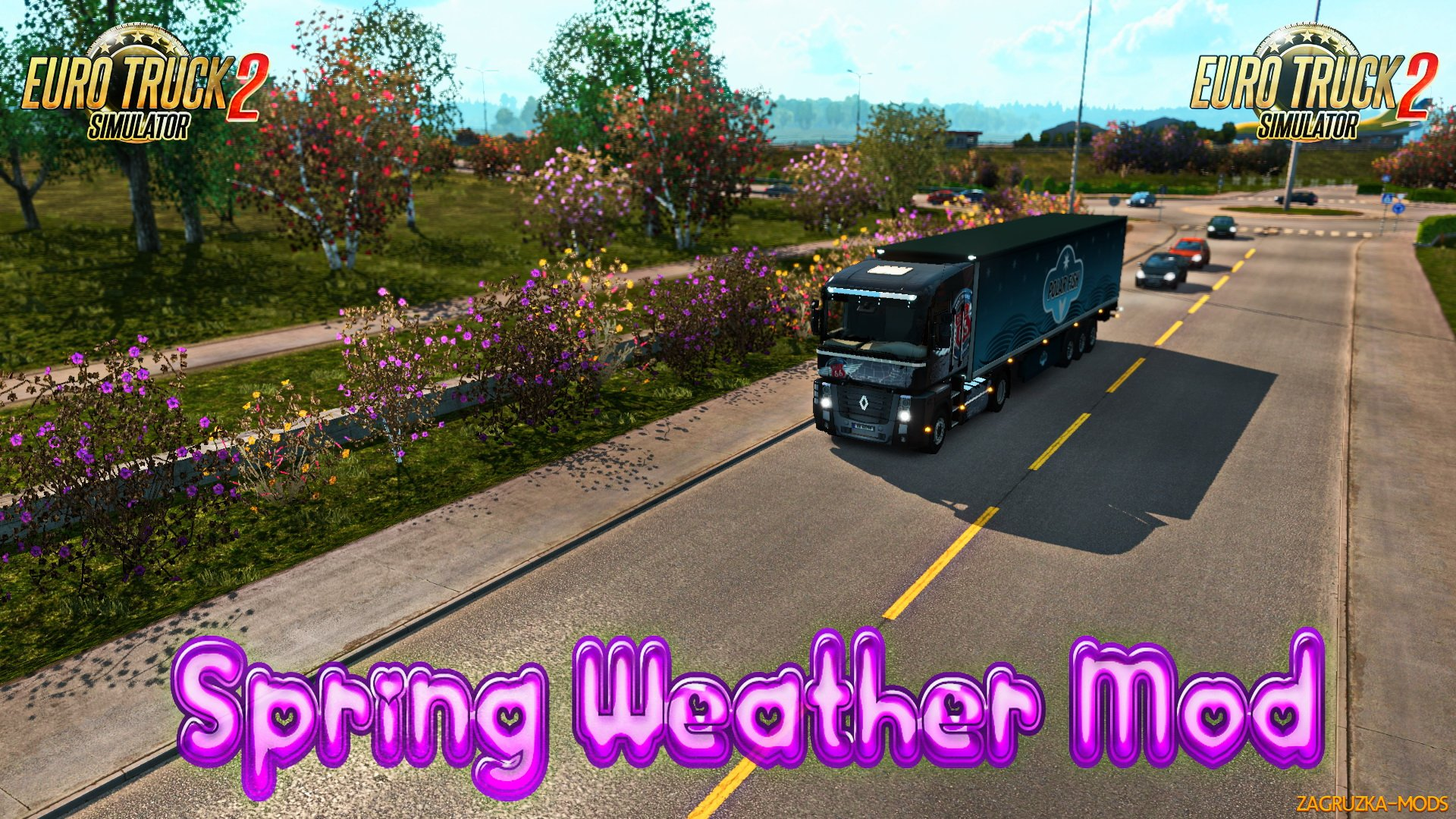 Spring Weather Mod v2.5 [1.27.x]