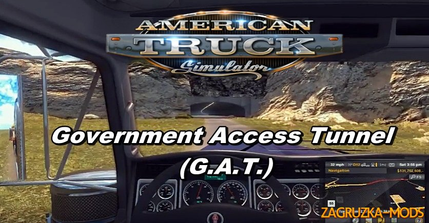 Government Access Tunnel (G.A.T.) v1.2 for ATS