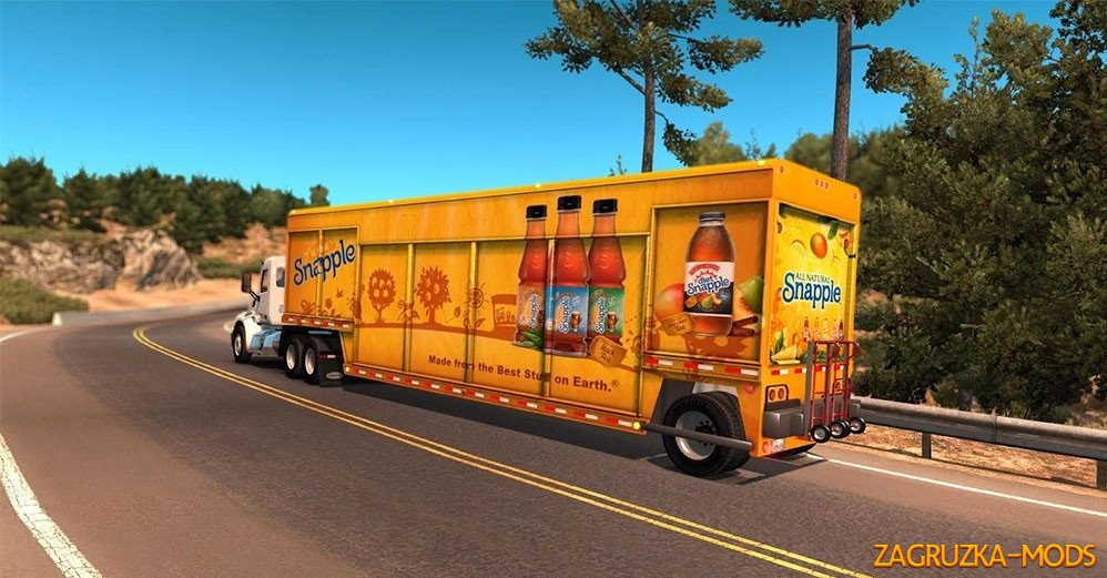 18 Wos Beverages Trailers to ATS