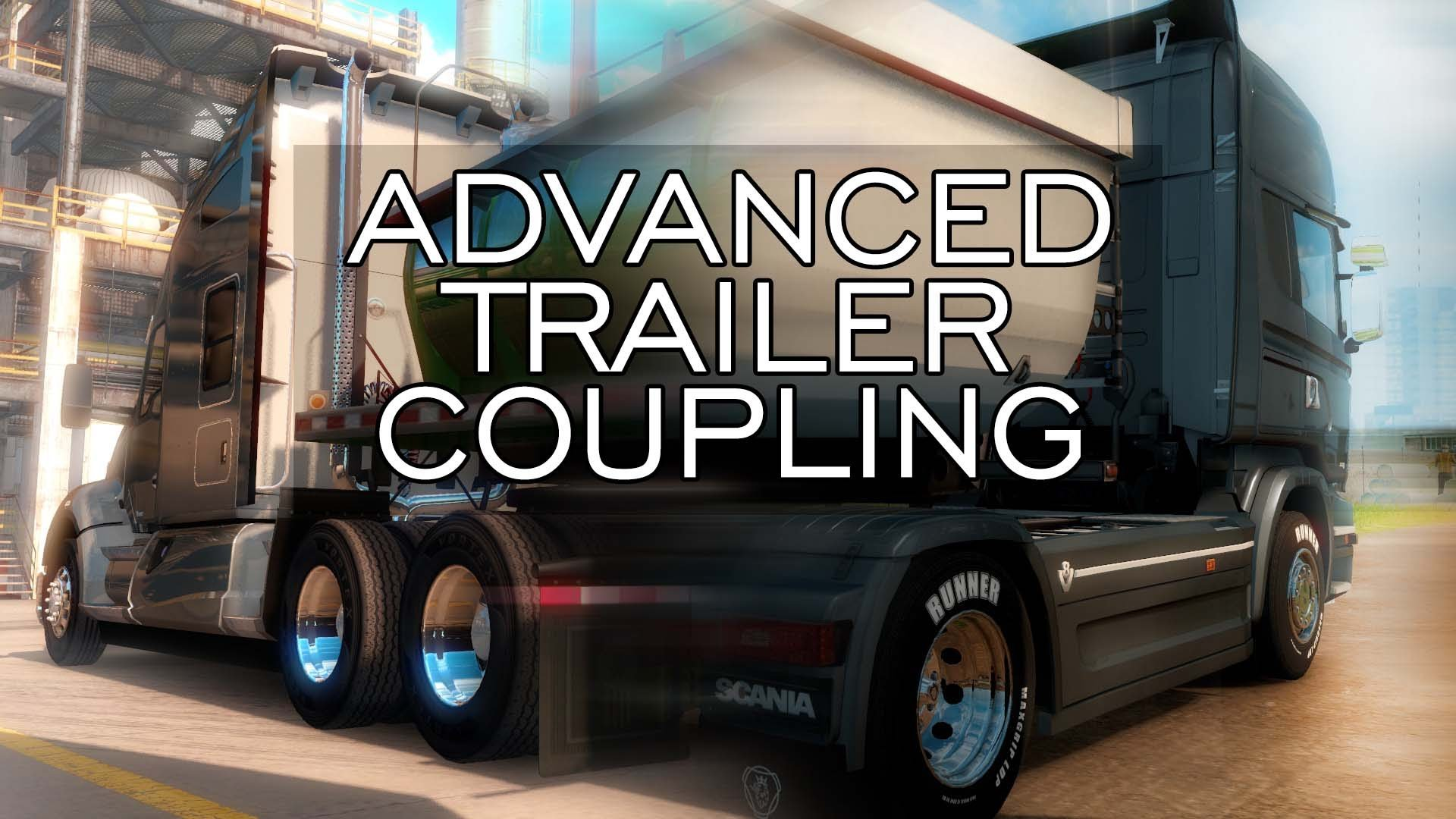 Advanced Trailer Coupling