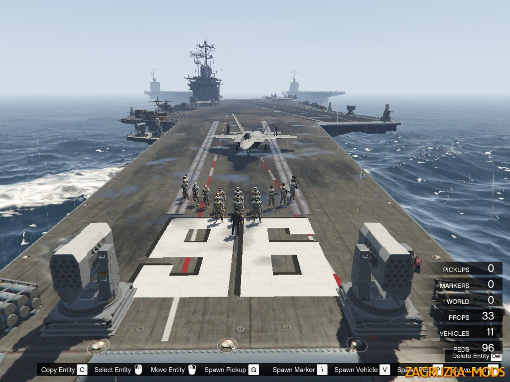 Getting Ready for War v1.0 for GTA 5
