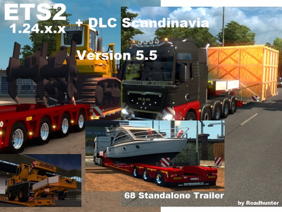 68 Trailers Rework v 5.5 by Roadhunter