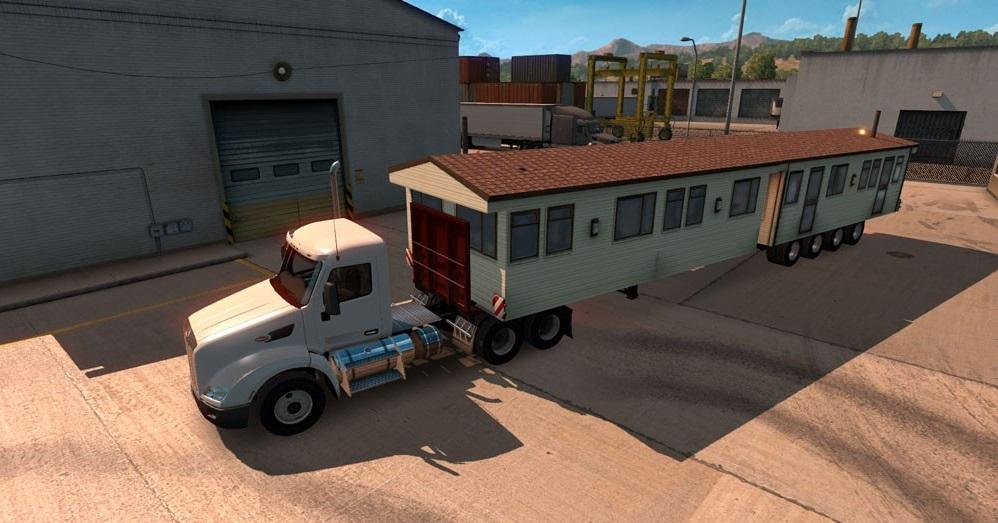 Oversize USA Load Trailers Pack v2.0 by Solaris36 for ATS