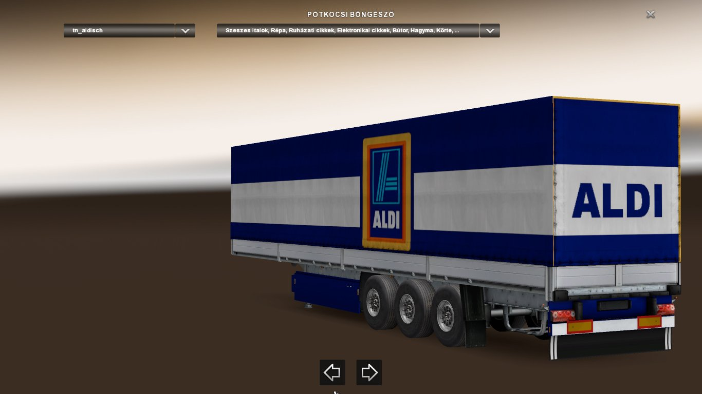 Markets in Hungary Trailers Pack [1.24.x]