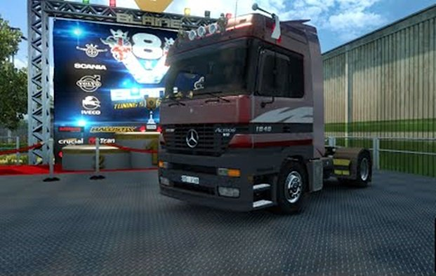Mercedes-Benz Actros MPI v2.1.24 by Solaris36