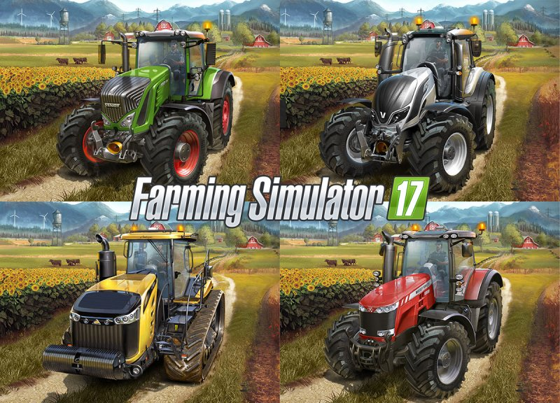 Farming Simulator 17 - Pre-Order + Info game for FS 17