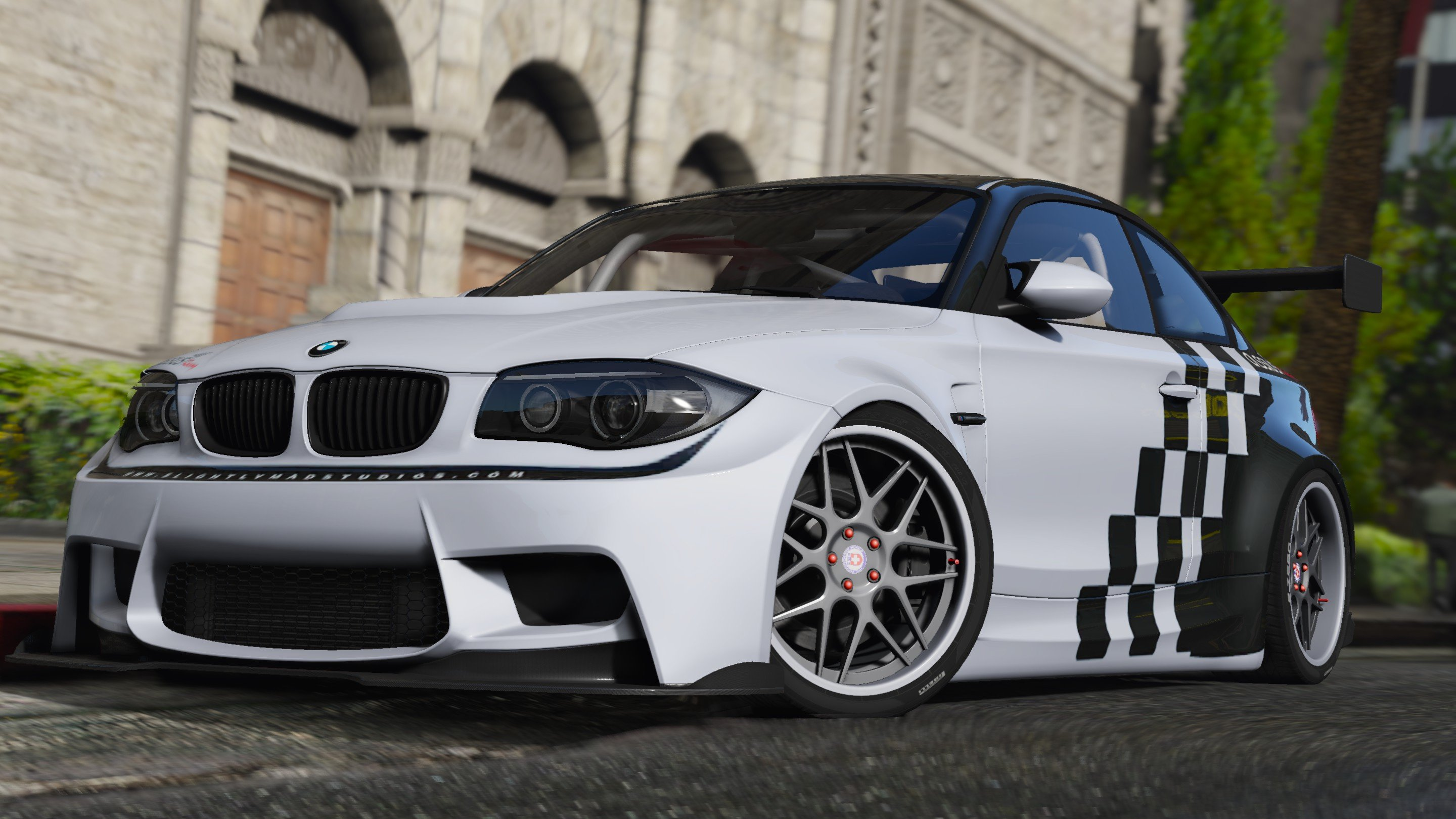 BMW 1M - Stance Editon v1.3 for GTA 5
