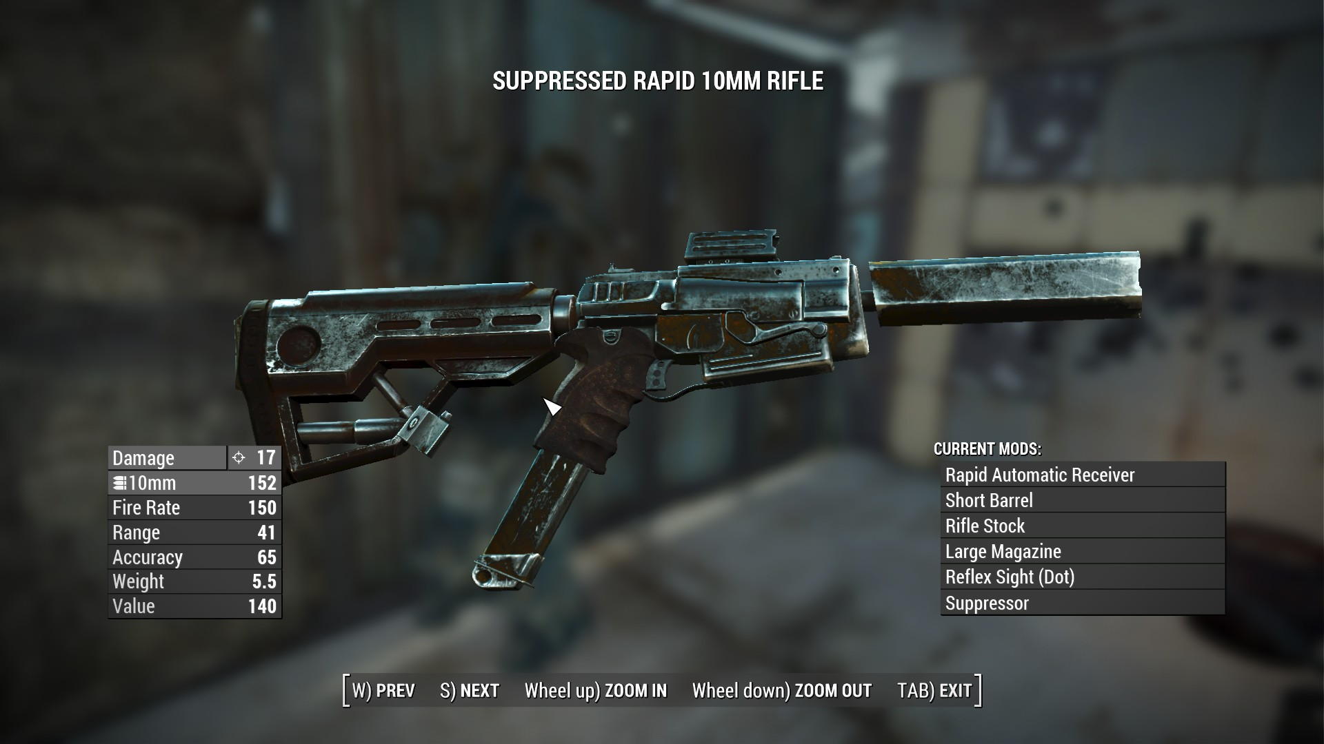 Fallout 4 Mods Best Fallout 4 Mods For Pc Xbox One Ps4 Page 8 Shorter stocks on rifles lower ap cost at the reduction of accuracy (particularly manual sniping). best fallout 4 mods for pc xbox one