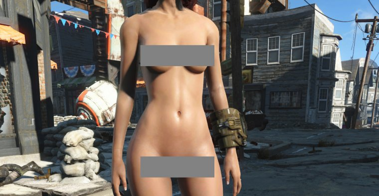 (+18) Caliente's Beautiful Bodies Enhancer v1.0 for Fallout 4