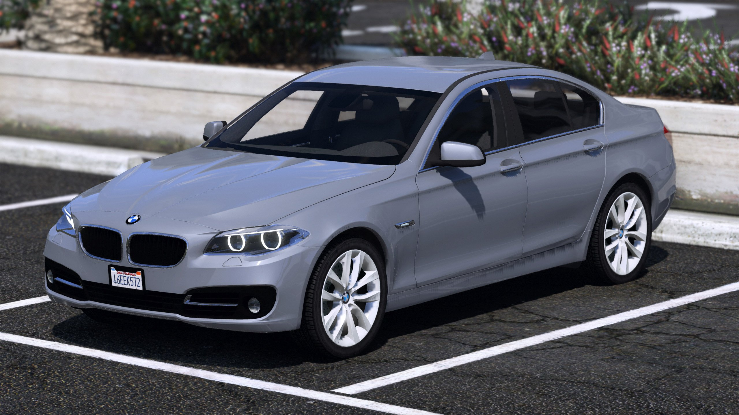 BMW 530D F10 2015 v1.0 for GTA 5