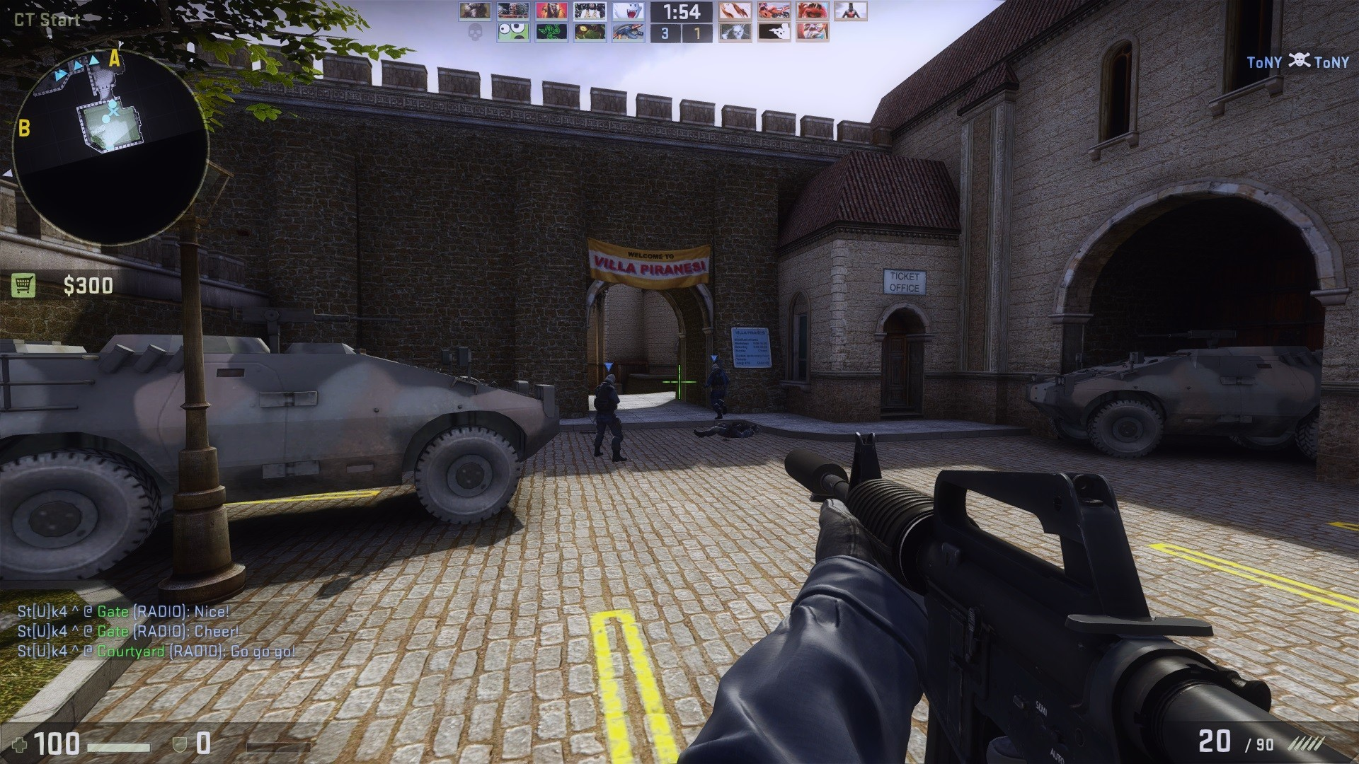 Graphics Mod v1.0 for CS:GO