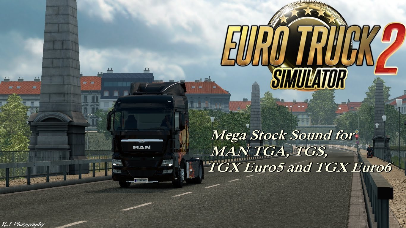 Mega Stock Sound for MAN Trucks