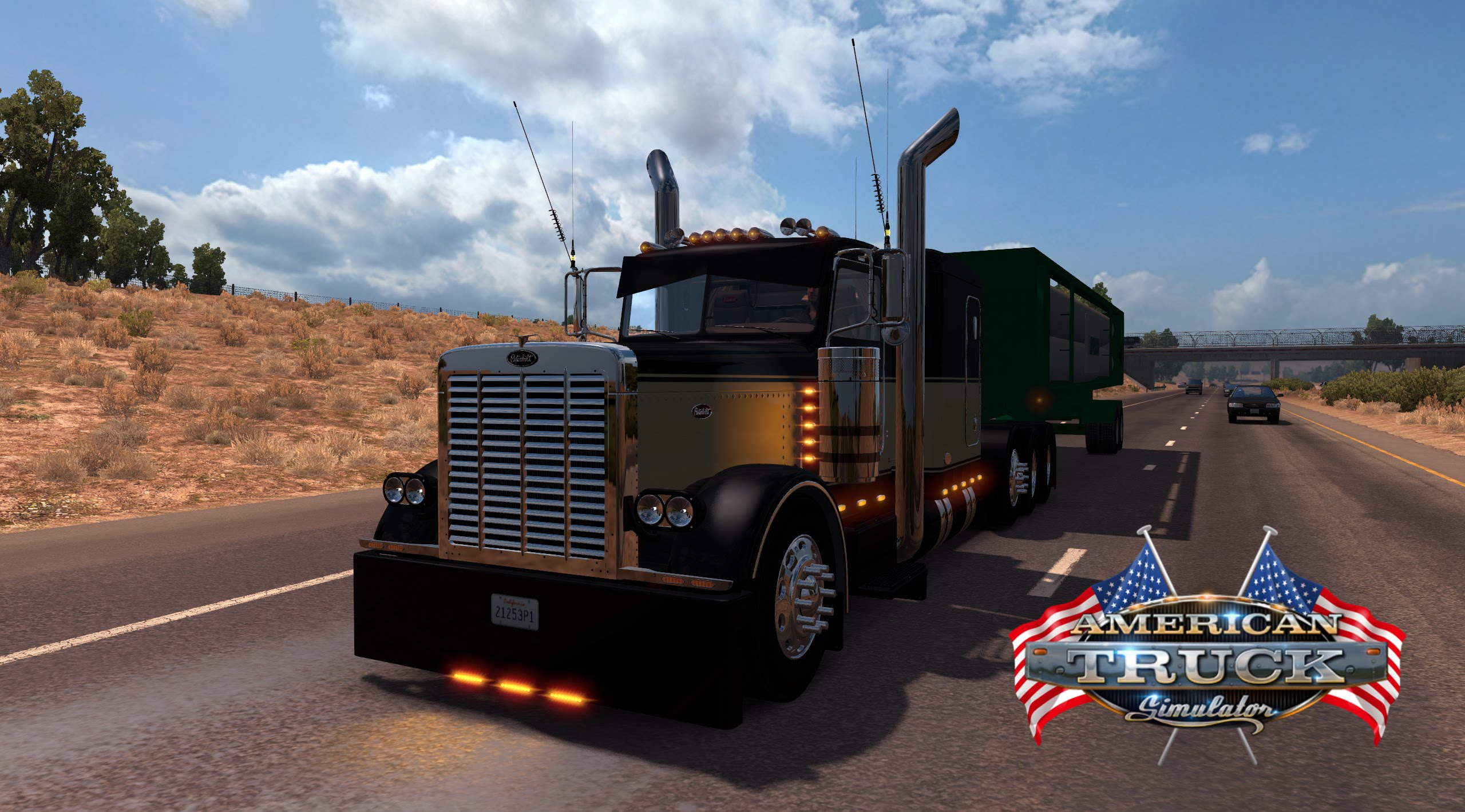 Peterbilt 389 + Interior v3.0 Edited by True Arts Modding (v1.3.x) for ATS