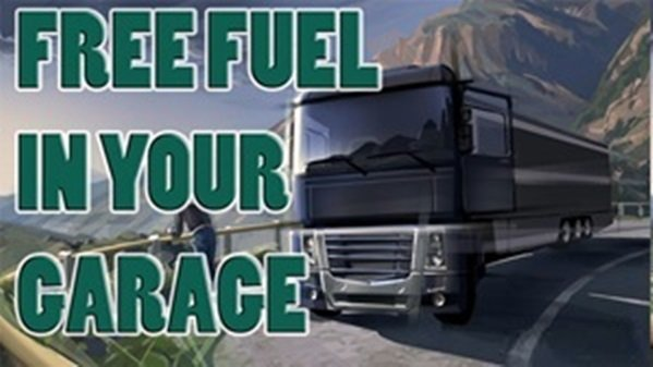 Fuel Is Free In Your Garage v1.0 [1.24.x +]