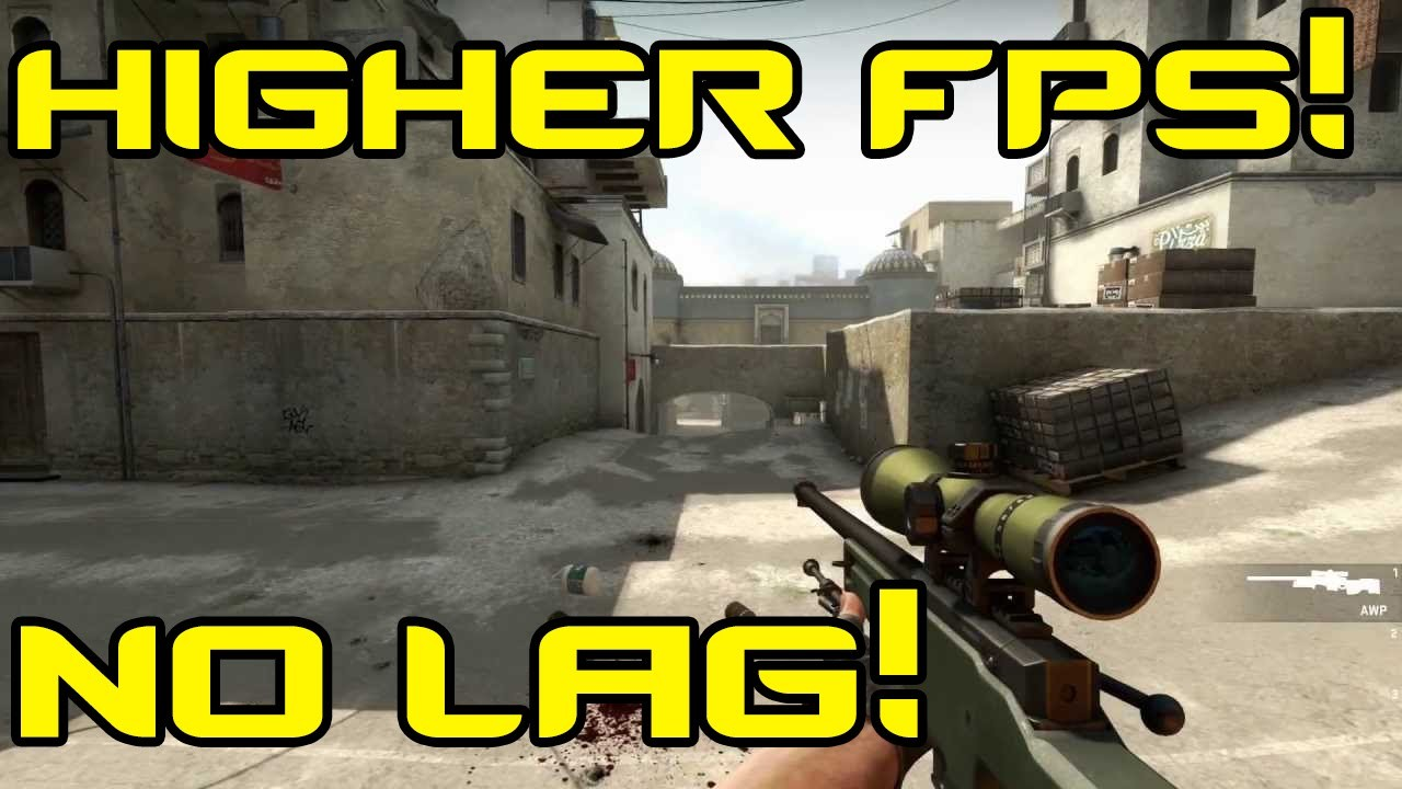 Improve your FPS and Game v1.0 for CS:GO
