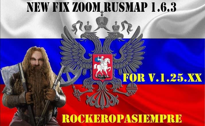 Fixed RusMap 1 8 1 for Baltic DLC » Download Simulator Mods | ETS2