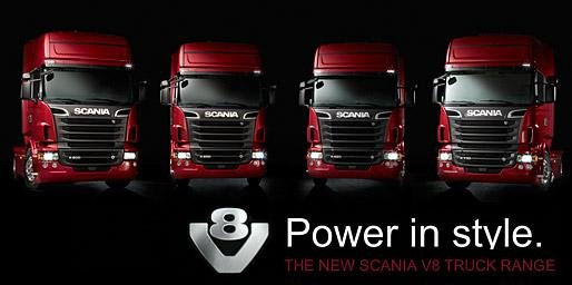 Scania V8 Real Sound [1.25.x]