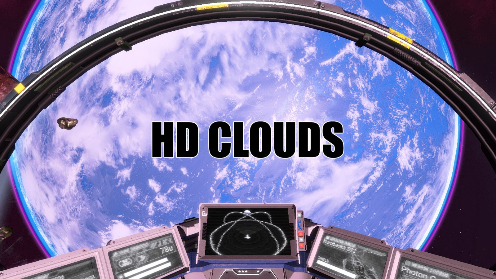 HD Clouds v1.0 for No Mans Sky