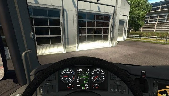 Scania dashboard computer v 3.9.3 [1.25.x]