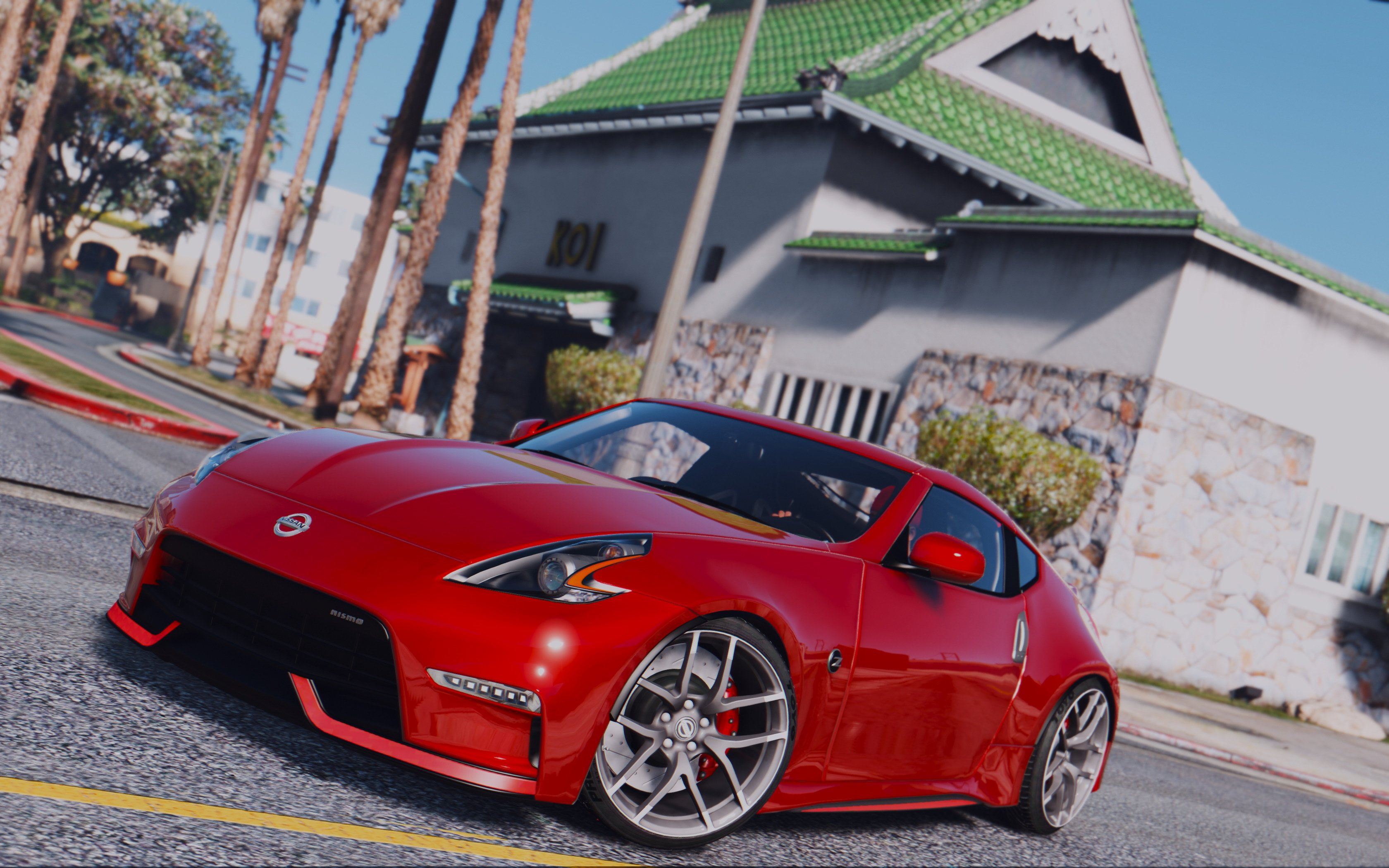 Nissan 370Z Nismo Z34 2016 v1.0 for GTA 5