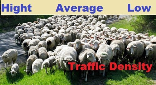 Traffic Density Mod v.2.0 [1.25.x]