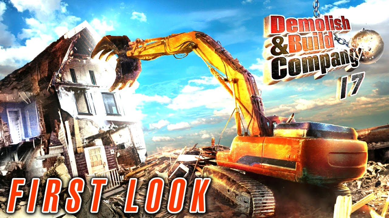 Demolish & Build Company 2017 was released