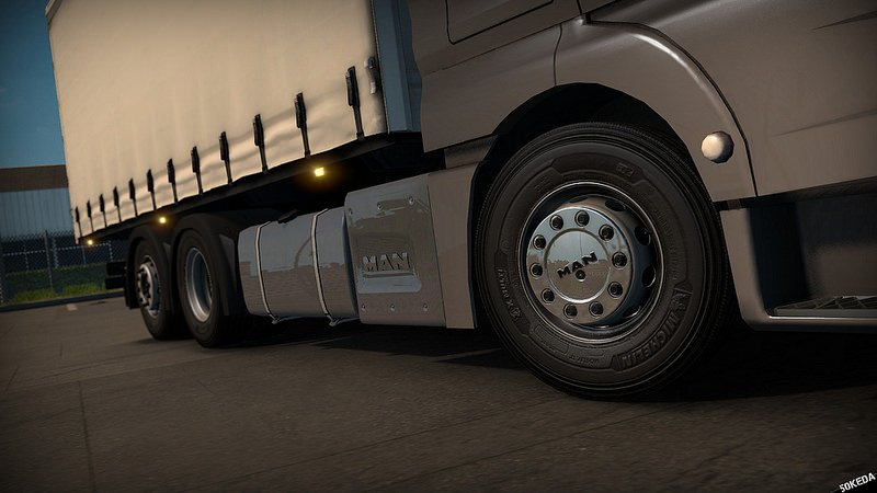 50k Wheels Pack v 4.2 [1.25.x]