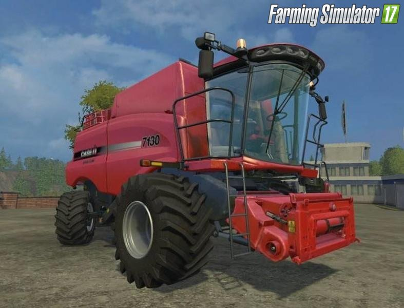 Case IH Axial Flow 7130 v1.0 for Fs17