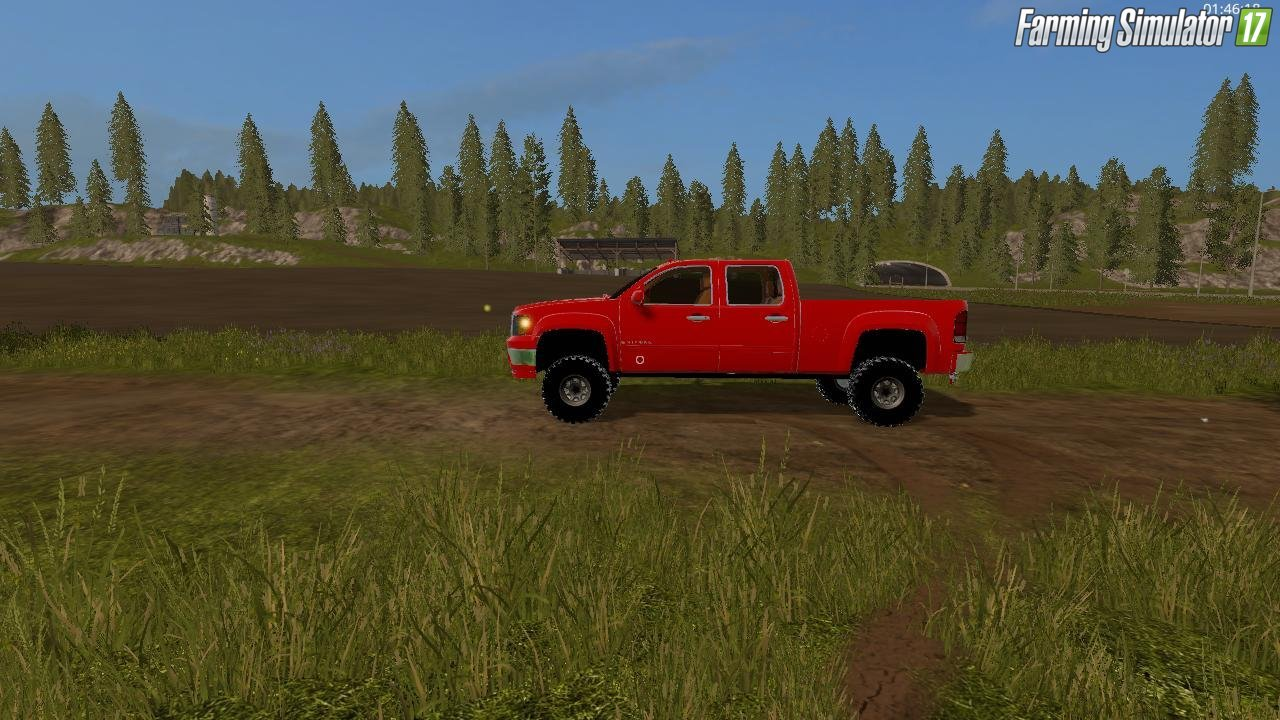 2007 gmc v1 for Fs17