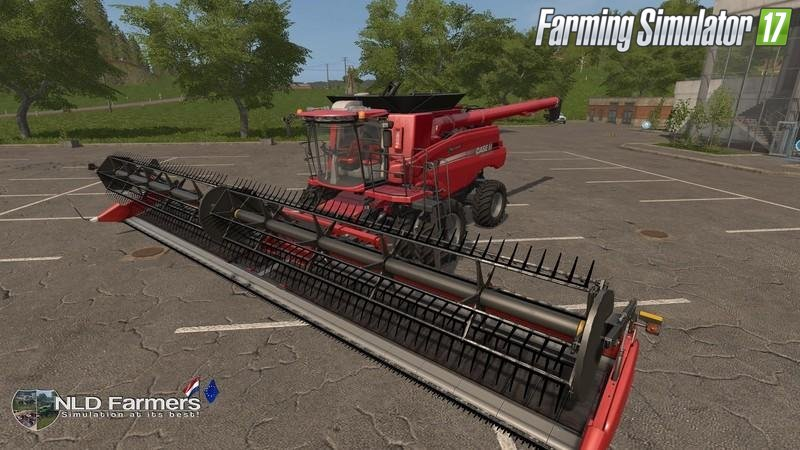 Case IH230 Axial Flow 9230 Combine Pack v1.1 for Fs17